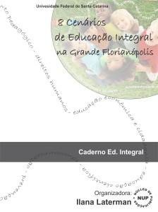 capa livro 8 cenários de educação integral